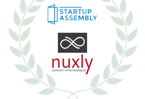 Concours Nuxly for #StartupAssembly