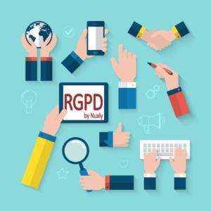 RGPD Politique Confidentialité par Nuxly