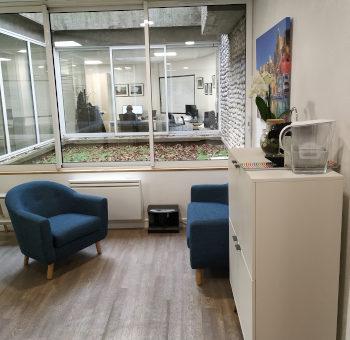 Coworking sympa & bureau fermé de 5 personnes à Nation Paris 11ème